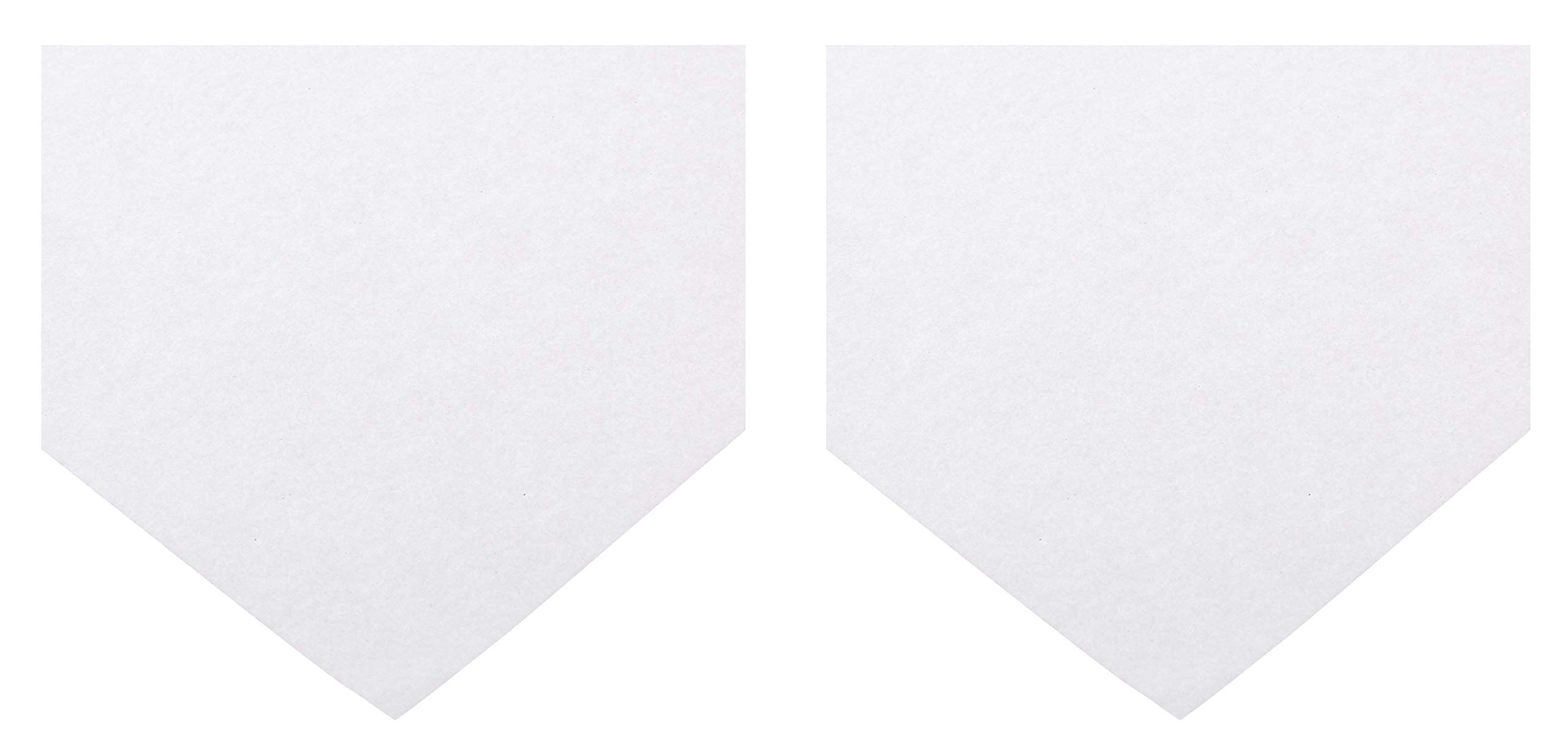 Sax Sulphite Drawing Paper, 90 lb, 9 x 12 Inches, Extra-White, Pack of 500 (2-Pack) by Sax