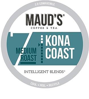 Maud's Kona Coffee Blend