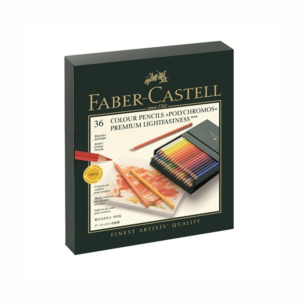 Polychromos 36 Pencil Studio Set by Faber-Castell