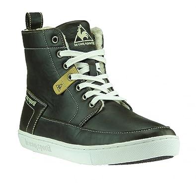 cf15114fb1 Le Coq Sportif Shoes Chukka Sneaker Men's Fur Lined Winter Boots Black Size:  12 UK
