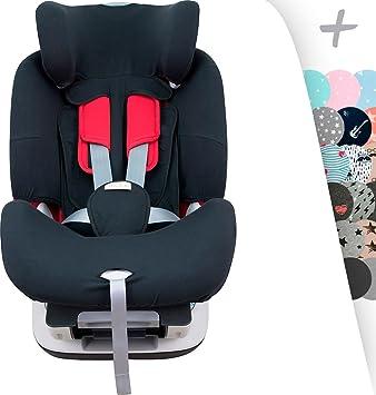 JANABEBE Funda para Chicco Seat Up 0, 1, 2 y Chicco YOUniverse (Black Series): Amazon.es: Bebé