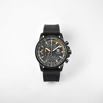 Reloj de pulsera original de Seat, con logo deportivo de Seat con diseño de esfera de reloj Cupra.