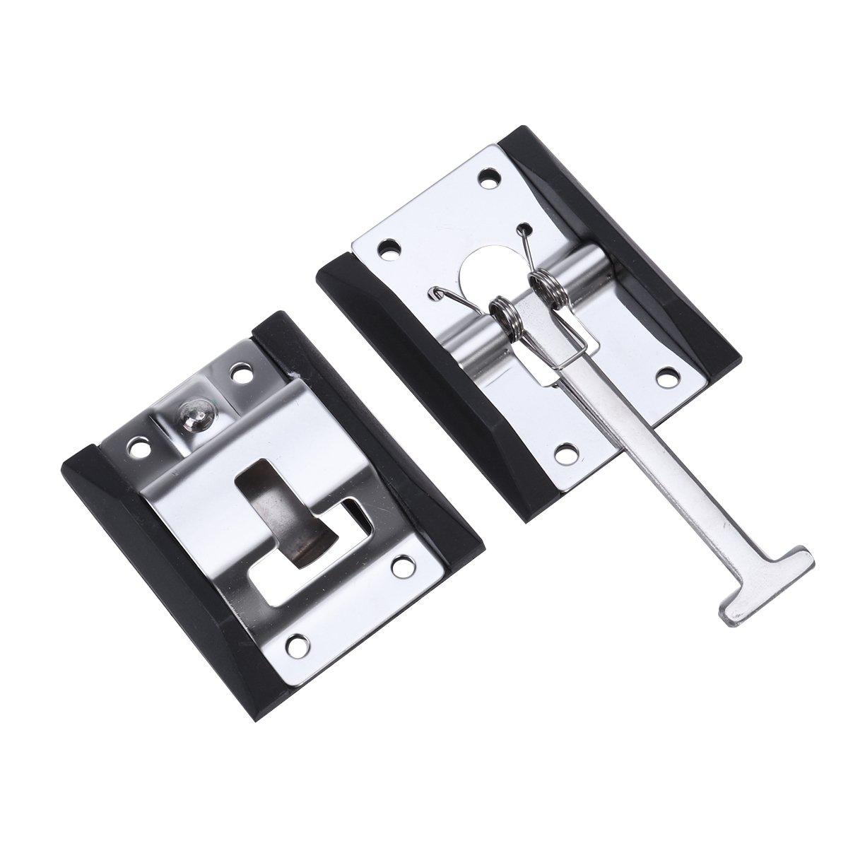 Support de trappe de porte d'entré e de style T de remorque de RV pour la remorque de campeur de RV VORCOOL NW0MB16IL5QCRFD0000Y1R