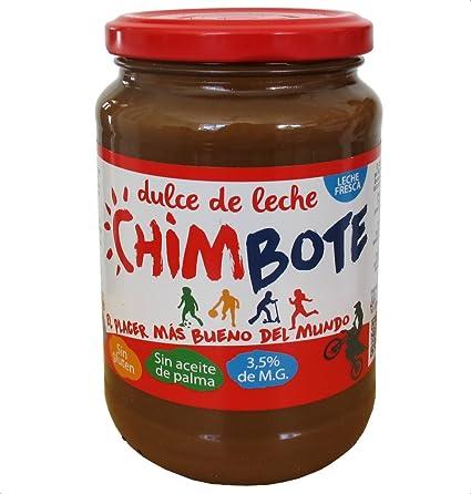 430 g de dulce de leche Chimbote Caramel: Amazon.es: Alimentación y bebidas