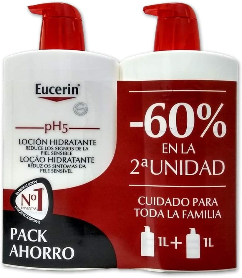 Eucerin Ph5 Locion Family 870 g