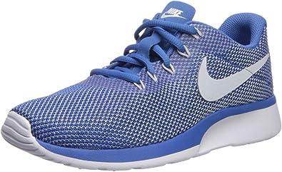 Nike Wmns Tanjun Racer, Zapatillas para Mujer, Azul (Mountain Blue/Pure Platinum-Royal Tint 401), 38.5 EU: Amazon.es: Zapatos y complementos