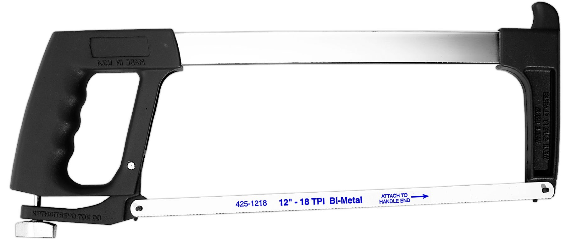 MAGBIT 425.0001 MAG425 Heavy Duty Hack Saw with Blade
