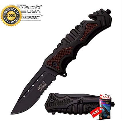 Amazon.com: Moon Knives MT-A937WS - Cuchillo táctico de ...