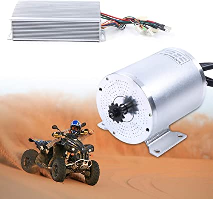 72V 3000W DC Brushless Motor High Speed Electric Motor with Controller for Electric Scooter E Bike - - Amazon.com