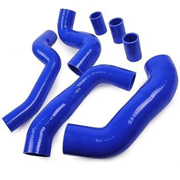 UK-Performance-Parts ZZ03522 - Kit de tubos de silicona para Turbo de motor: Amazon.es: Coche y moto