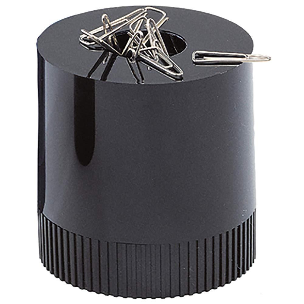70 x 70 mm in plastica colore: nero 01-Porta-graffette magnetico Arlac a Boy 2000 211