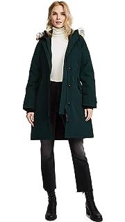 80bbe240e08 Pajar Women's Annie Duck Down Long Winter Cold Weather Parka Coat ...