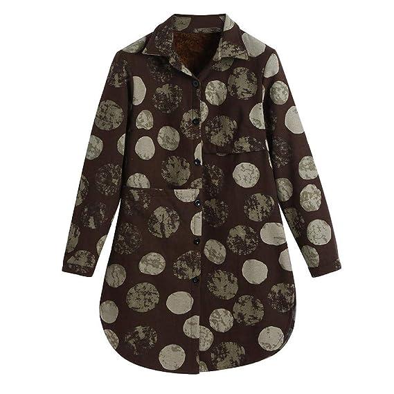Logobeing Chaquetas de Mujer 2018-2019 Sudaderas Abrigo Mujer Parkas Suéter Sabana de Algodon con Estampado Popular Personalizado Outwear -BO30: Amazon.es: ...