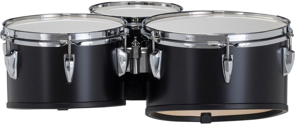 Tama Marching ''Starlight Snare Carrier 8, 10, 12 in. Black'' by Tama Marching
