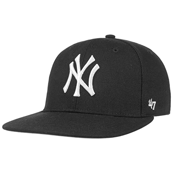 Gorra 47 Brand – Mlb New York Yankees Captain Snapback negro talla ...