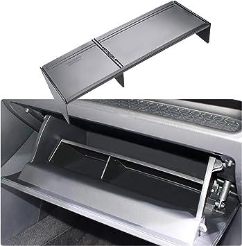 LFOTPP Center Console Organizer for 2016-2020 HRV HR-V,Car Accessories Armrest Box Internal Storage Insert Divider Glove Box Organizer Partition