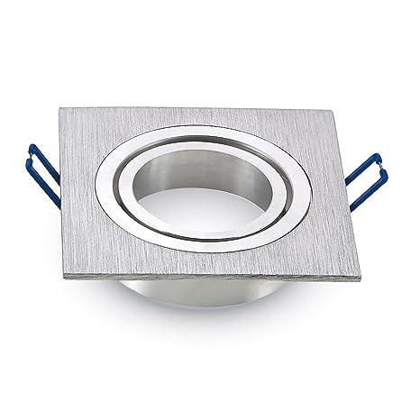 V-TAC, LED Recessed Ceiling Light Trim Kits, 1 x Fitting for LED
