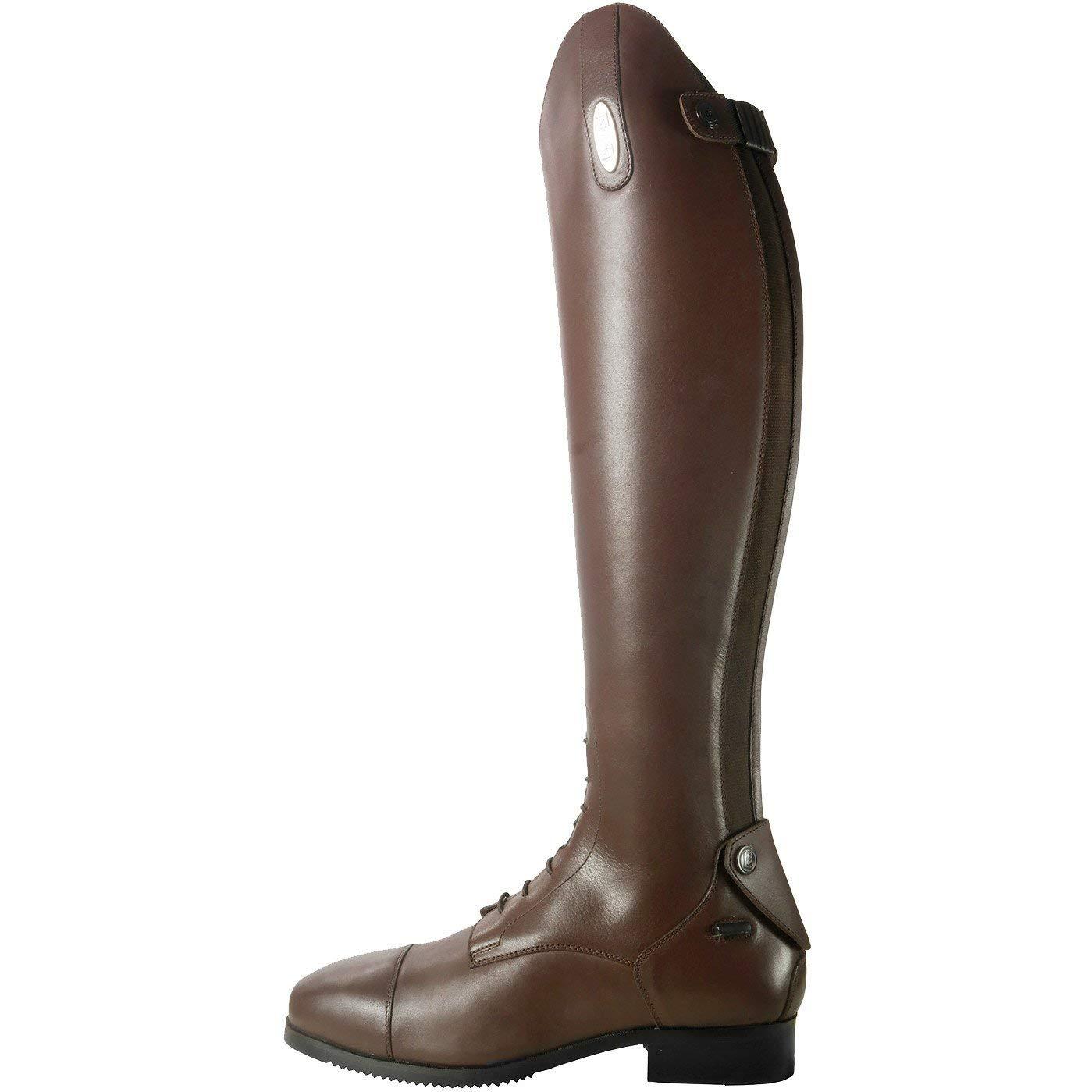 Brogini Stivali da da da Equitazione Donna 2de215