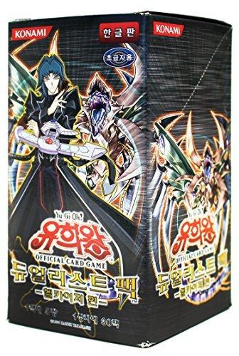 Yu-Gi-Oh! Konami Yugioh Card Booster Pack Box OCG 150 Cards Duelist Pack: Zane Truesdale Korea Version (Pack Duelist Zane)