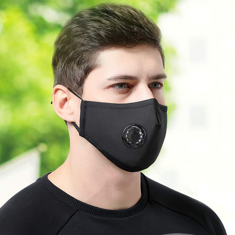 reusable face mask for smoke n95 for kids