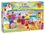 CRAZE Magic Sand Set, Icecream & Bakery