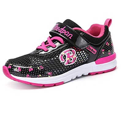 926ec6175b3fb Amazon.com | LGXH Hollow Girls Summer Trail Running Shoes Breathable ...