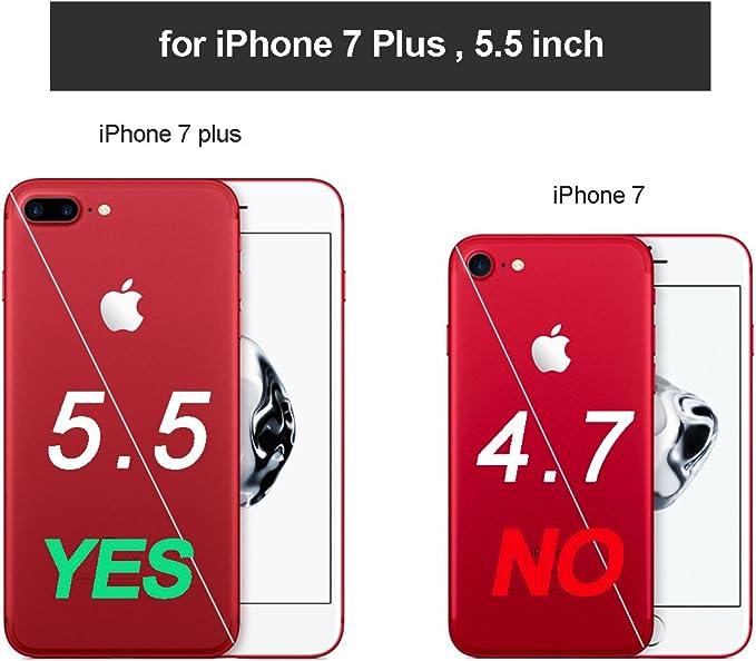 Custodia per Apple iPhone 6 Plus 5.5 Bumper BIANCO BORDO