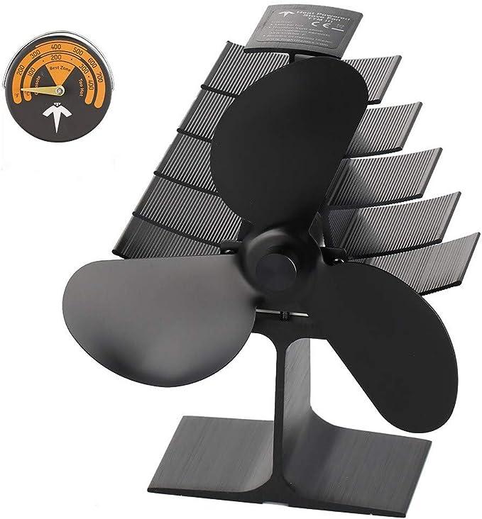 PWR+ Estufa Calentador de Ventilador silencioso Ecofan 810 UltrAir ...