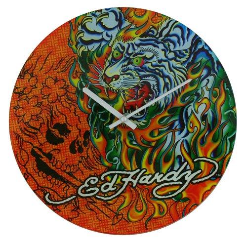 Hardy Glass (Ed Hardy Glass Clock)