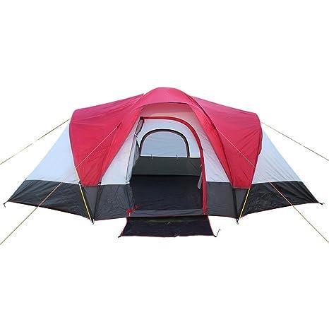 Laluz 8 persona 2 habitaciones familia Camping tiendas de campaña ...