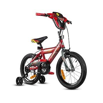 Amazon Com Children S Bicycle Sonic Kids 12 Inch Wheel Bike Kids Bike Boy Bike 14 16 Inch Racing Story Music Box Child Pedal Bicycle Size B Baby