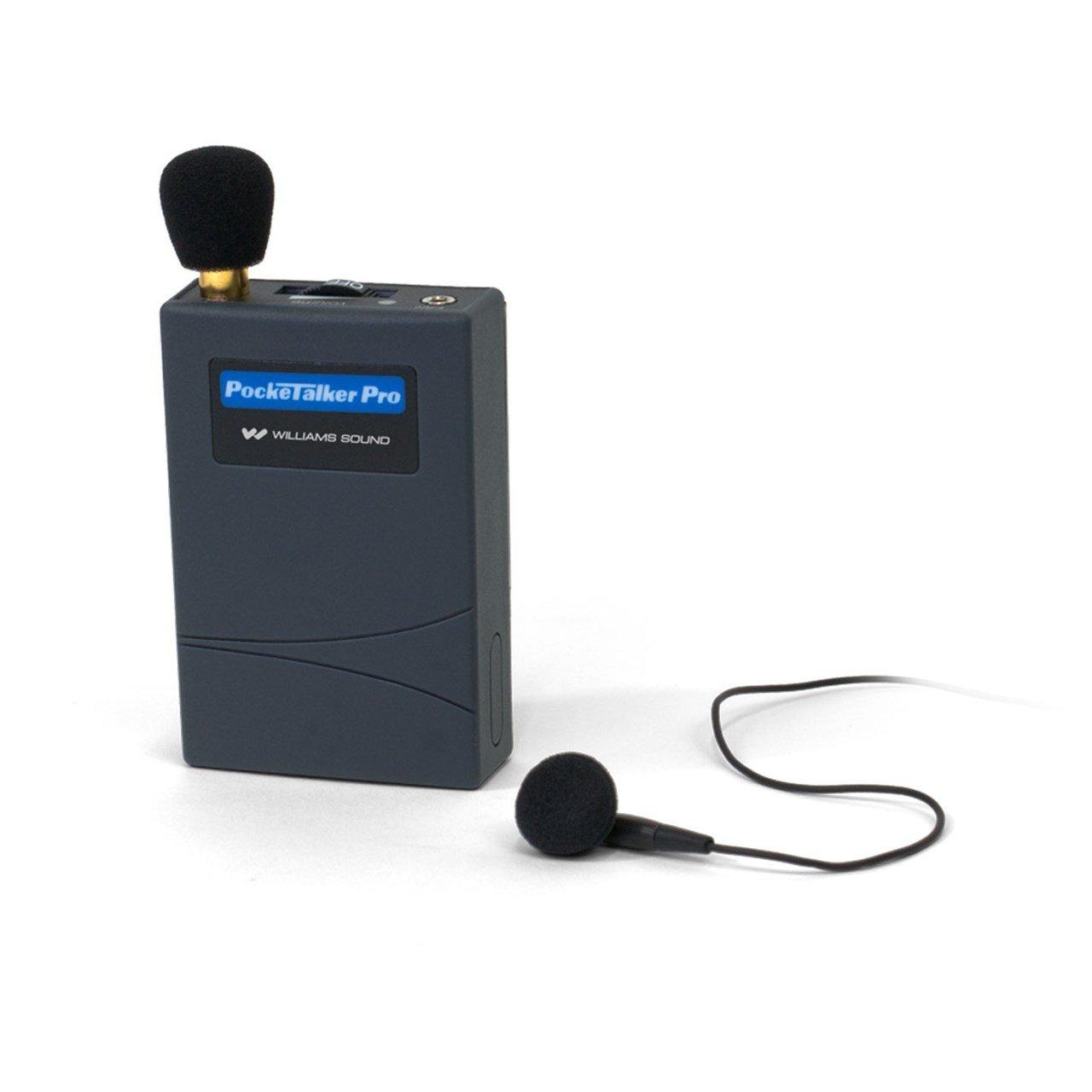 Pocketalker Pro with Mini EarBud