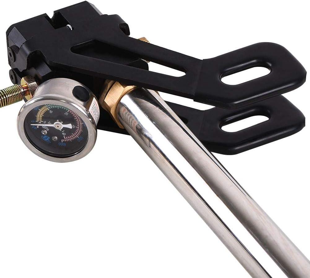 Bomba de Mano de Acero Inoxidable para Bola de neum/ático de Pistola de Aire de PCP Bomba de Aire Port/átil PCP de la Bomba de Mano 4500 Psi