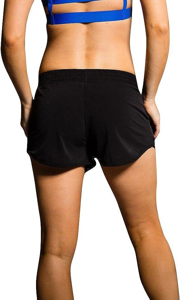Onzie Yoga Wear Retro Short 293 Black