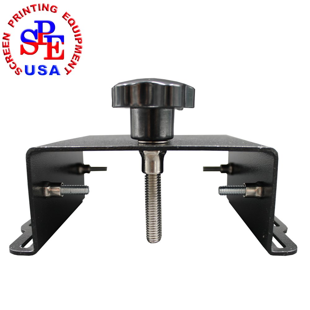 Pallet Bracket for Silk Screen Printing Press Screen Printer Support TJGS