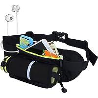 Victoper - Cinturón para correr con cinturón, impermeable, soporte para teléfono para entrenamiento, viajes y más