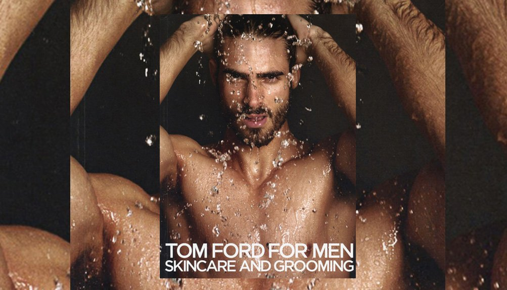 Conditioning Beard Oil with The Scent Oud Wood 30ml by TOM FORD Men Skincare