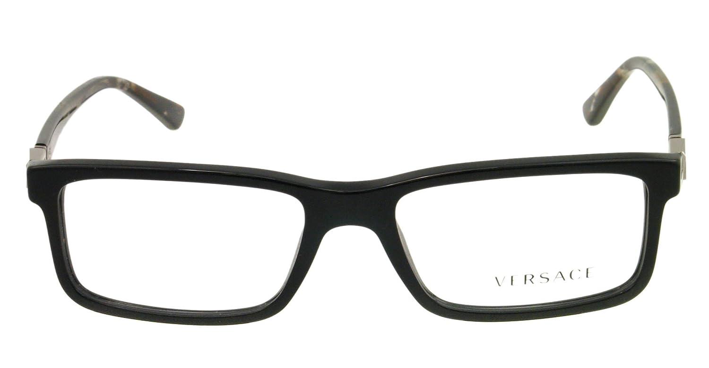 73b394336aac3 Amazon.com: Versace Eyeglasses VE 3171 BLACK GB1 VE3171: Versace: Shoes