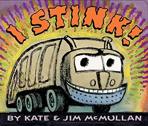 I Stink! Board Book