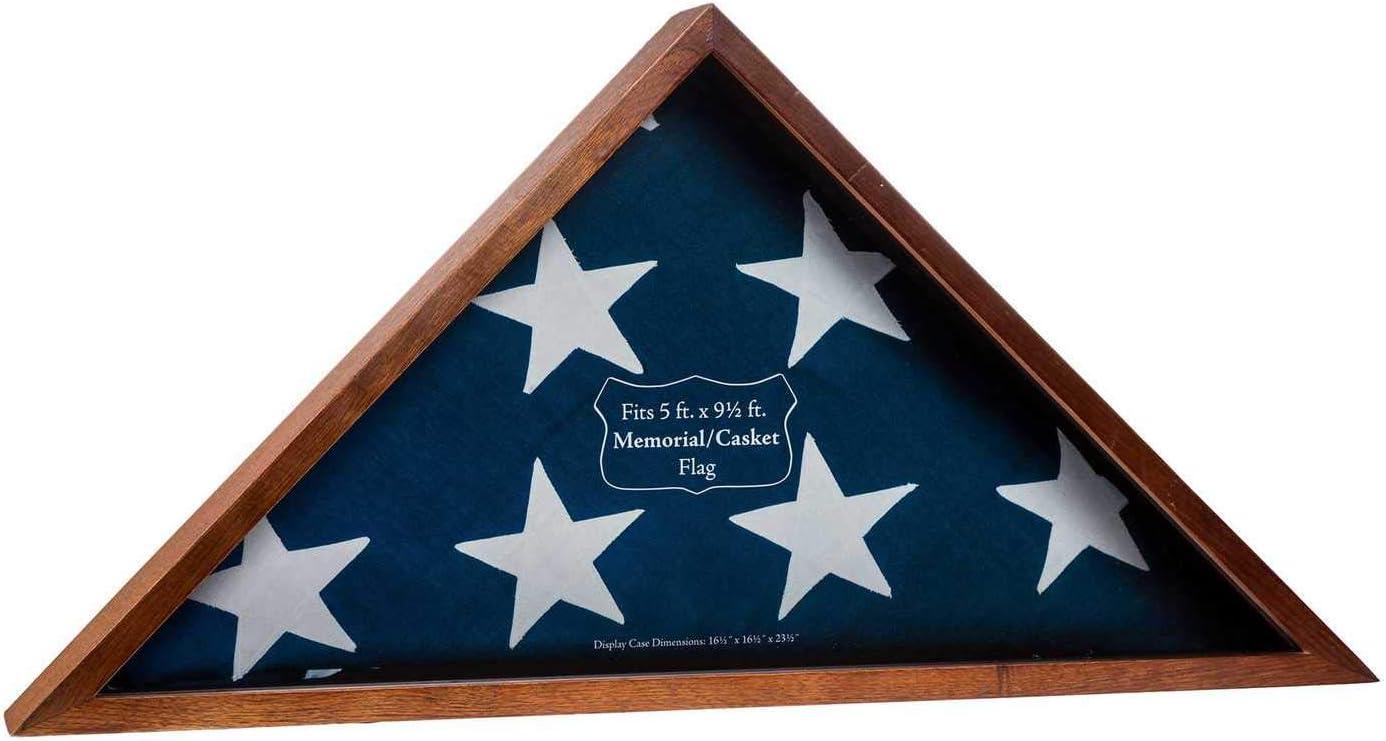 H.L HL Veteran - Estuche para Bandera de 5 x 9 ½ : Amazon.es: Hogar