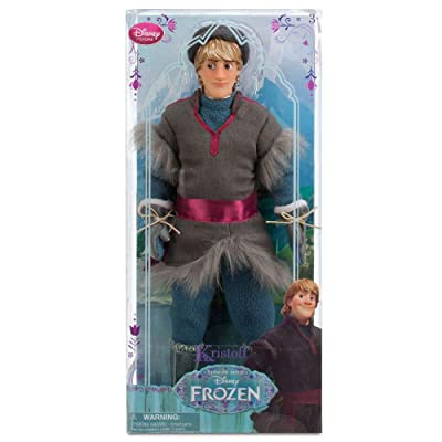 "Disney Frozen Exclusive 12"" Classic Doll Kristoff: Toys & Games"
