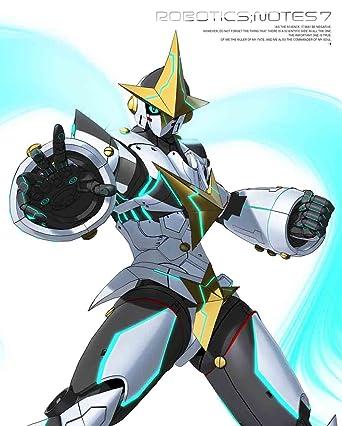 Amazon Com Robotics Notes Vol 7 Limited Edition Anime W Bonus Cd