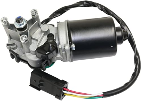 FFF New Windshield Wiper Motor Front Compatible with 1997-2002 Jeep TJ,1997-2002 Jeep Wrangler,227145,AA140442,WIP1651,40-442,85-442,4864892