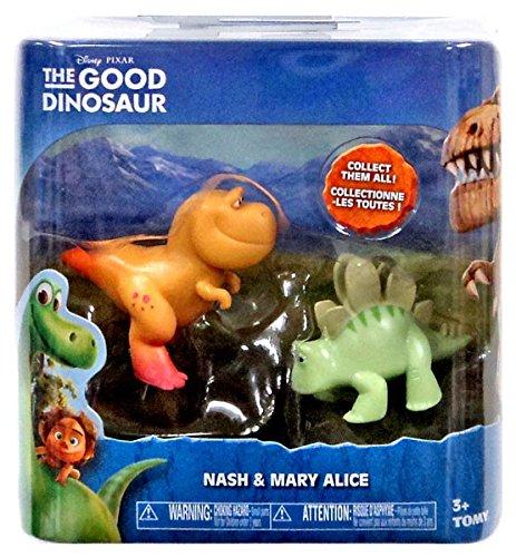 Nash and Stegosaurus The Good Dinosaur Mini Figure 2 Pack