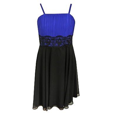 Festliches kleid 158 blau
