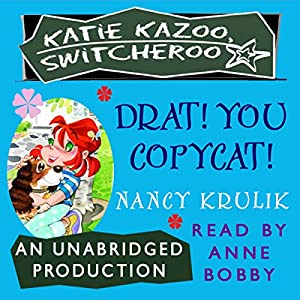 Katie Kazoo, Switcheroo #7 Audiobook