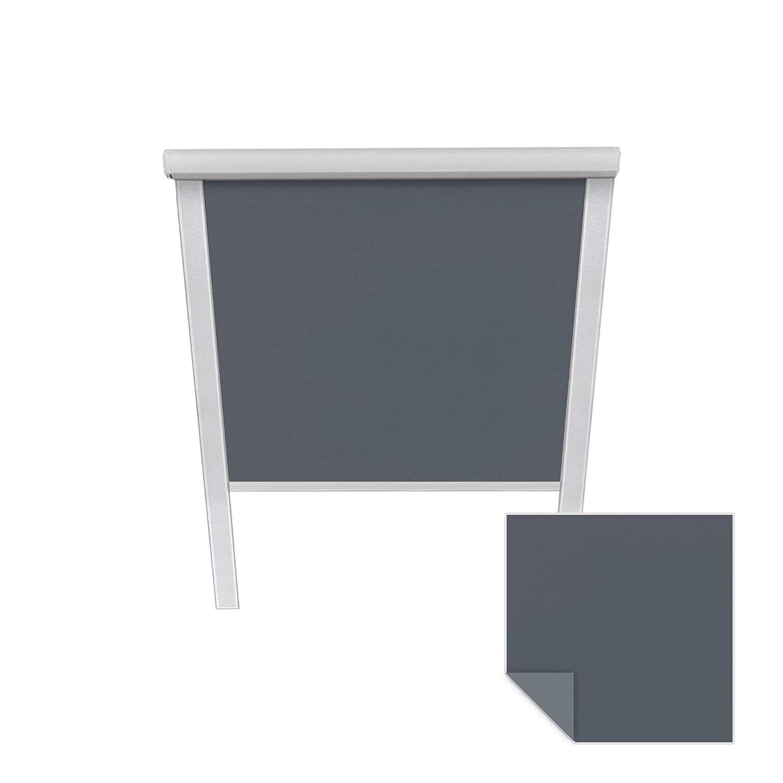 Estor oscurecedor Adecuado para Ventana abuardillada de Techo Fakro Modelo 55//78 Blanco Victoria M