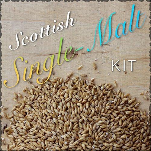 Scottish Single-Malt Ingredient Kit with Recipe