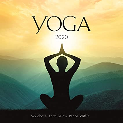 Turner Photo Yoga 2020 12X12 Photo Wall Calendar (20998940087)
