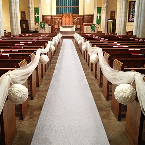 Healon Aisle Runner 100 x 3 ft Aisle